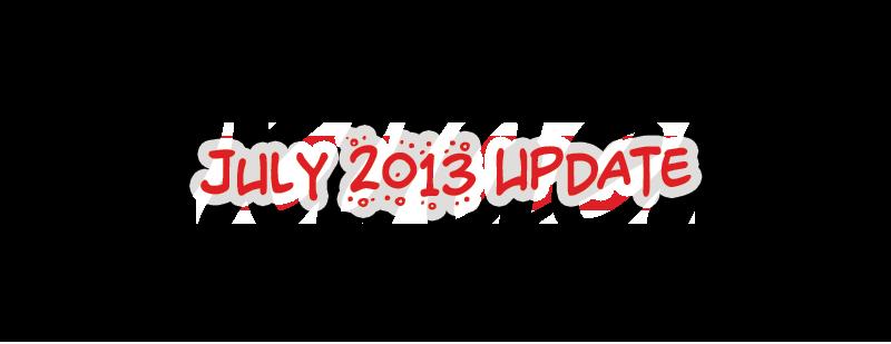"""Oxygene """"July 2013"""""""